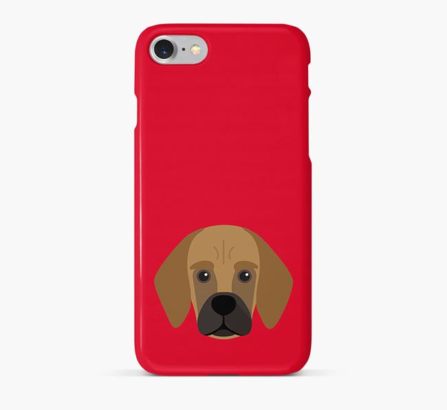 Phone Case with Bassugg Icon