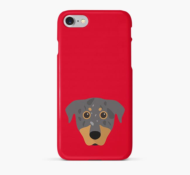 Phone Case with Beauceron Icon
