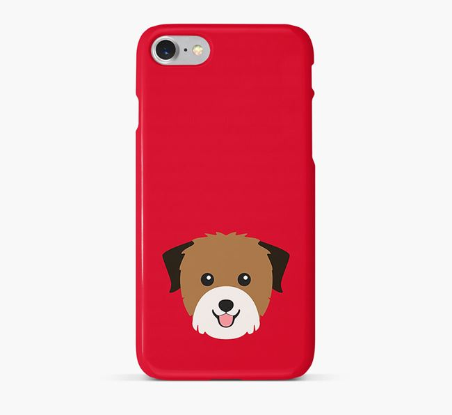 Phone Case with Biewer Terrier Icon
