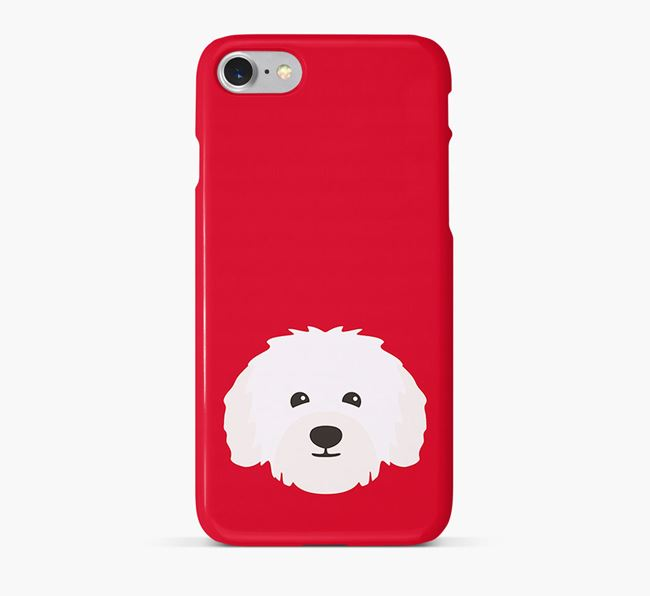 Phone Case with Bolognese Icon
