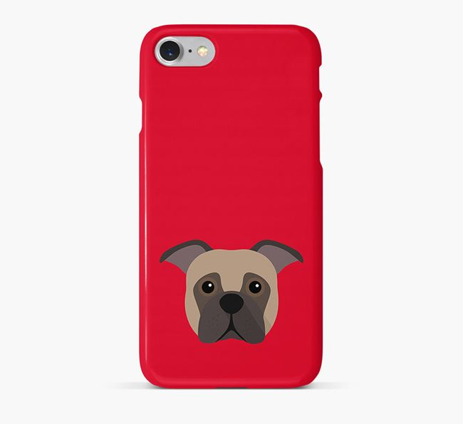 Phone Case with Bugg Icon