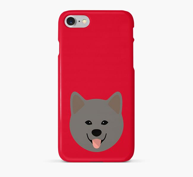 Phone Case with Chusky Icon