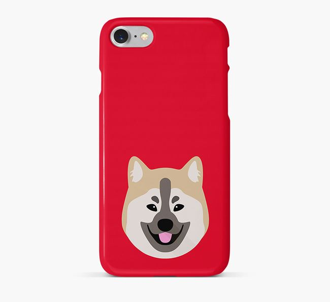 Phone Case with Eurasier Icon