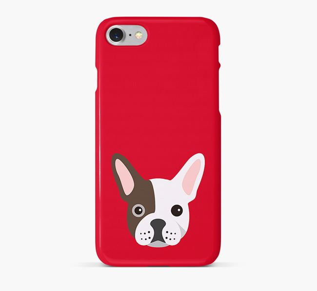 Phone Case with Frenchie Icon
