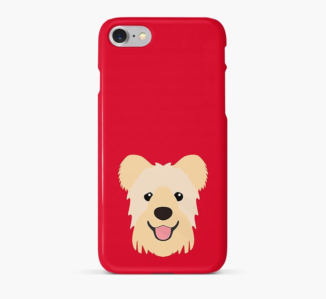 Phone Case with Pumi Icon