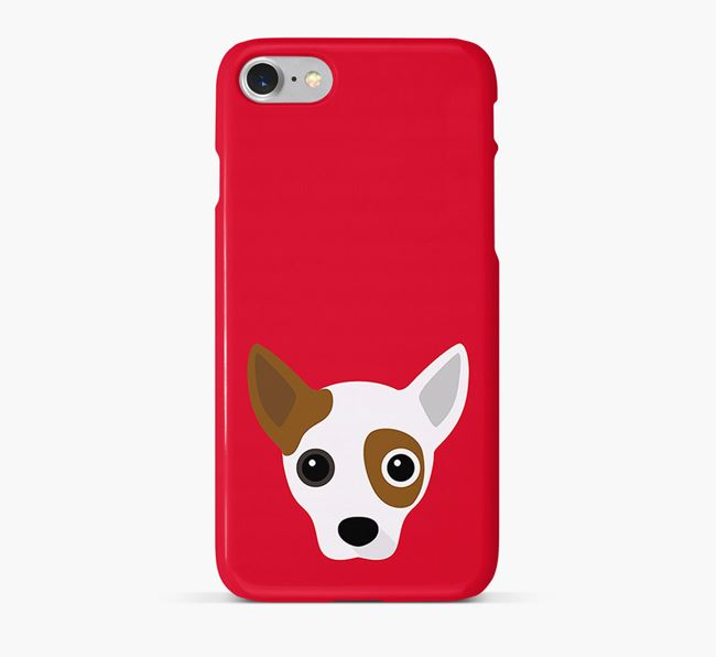 Phone Case with Jack Chi Icon