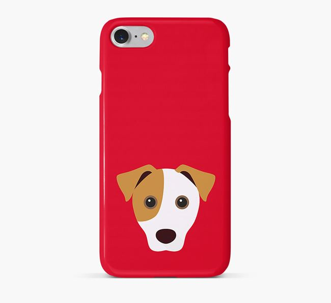 Phone Case with Jack Russell Icon