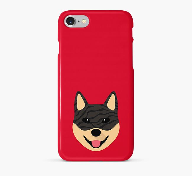 Phone Case with Jindo Icon