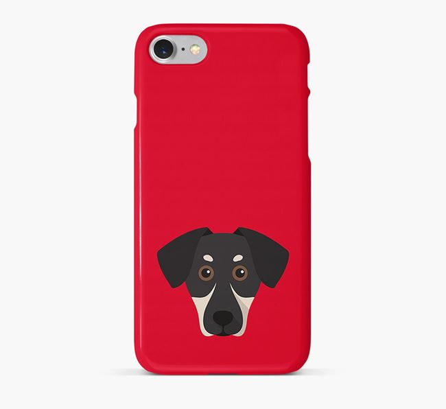 Phone Case with Huntaway Icon