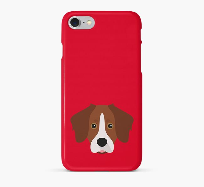 Phone Case with Stabyhoun Icon