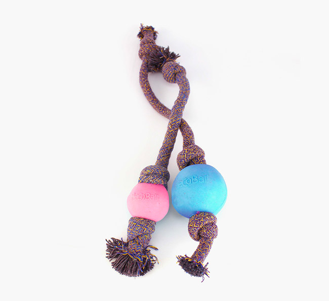 Beco Ball on a Rope 3 Colours