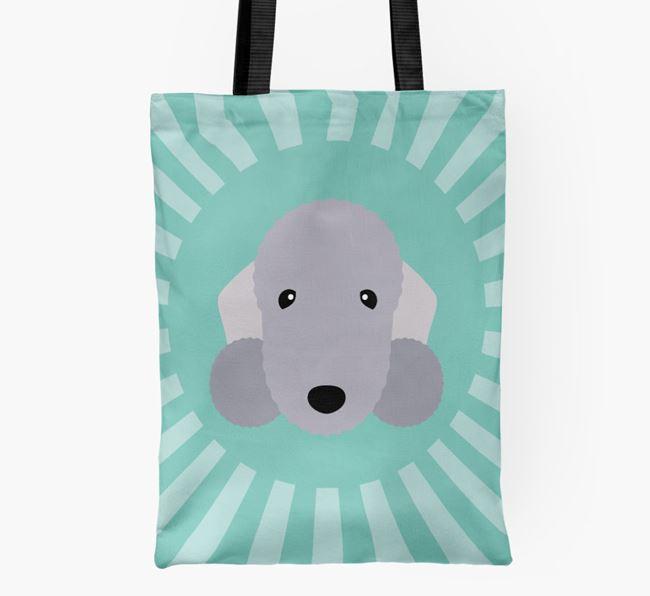 Bedlington Icon Shopper Bag
