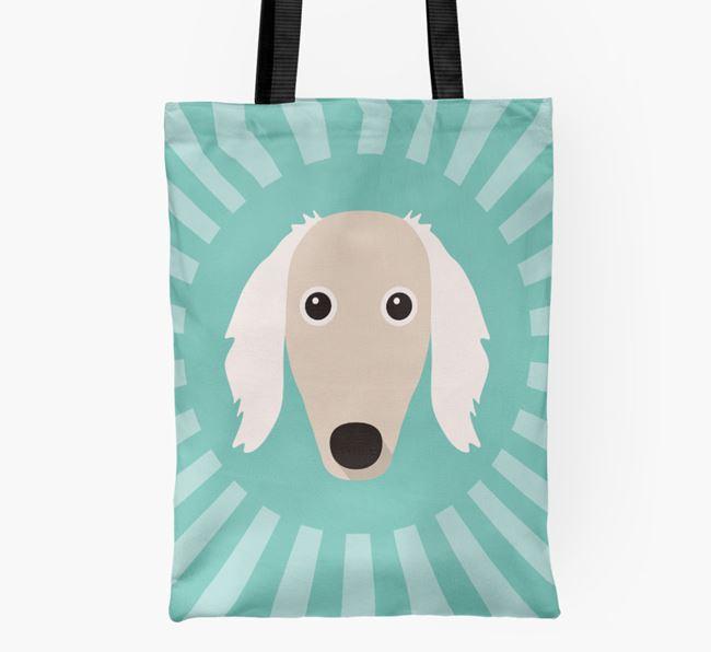 Borzoi Icon Shopper Bag