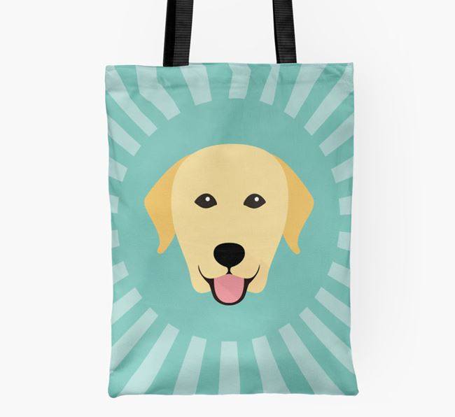 Labrador Icon Shopper Bag
