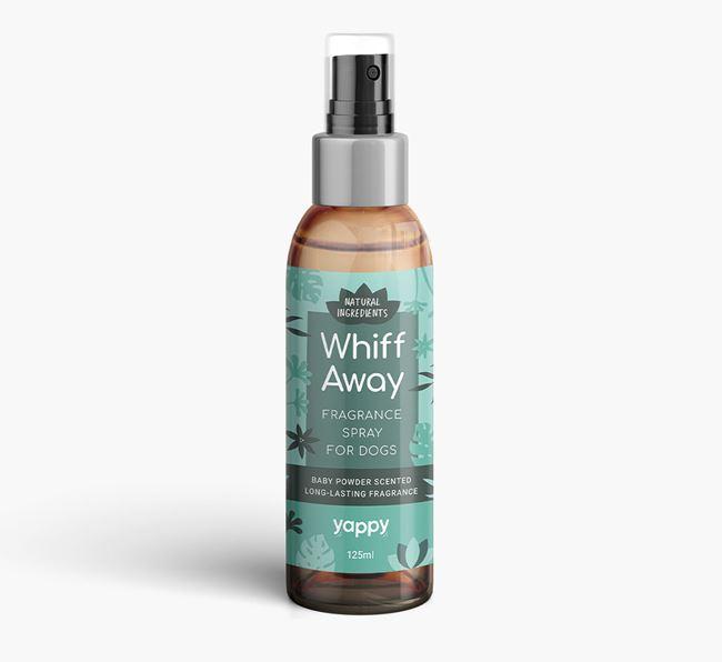'Whiff Away' Fragrance Spray for your Komondor