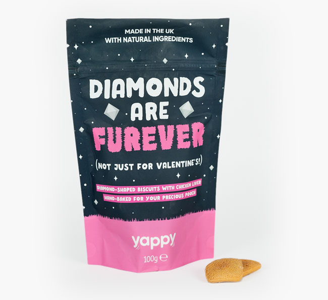 Diamond Dog Treats for your Kokoni