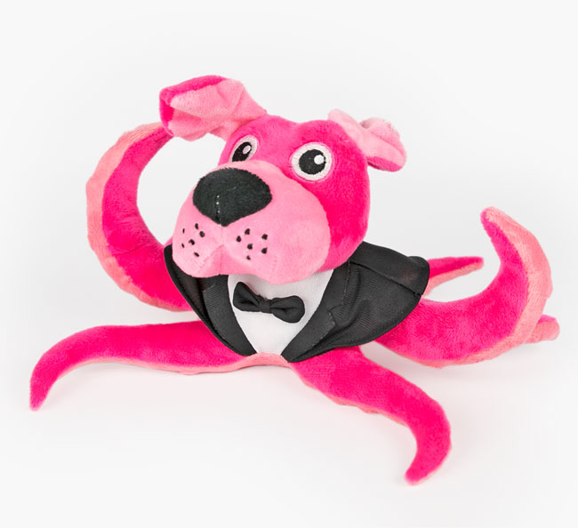 Octo-Puppy Dog Toy for your Beagle