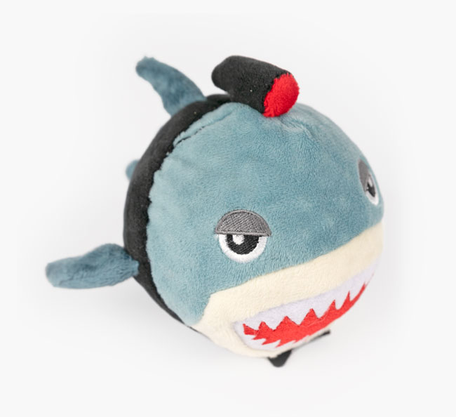 Shark Dog Toy for your Beagle