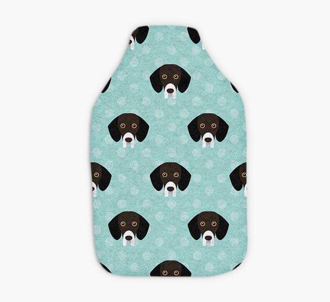 Hot Water Bottle with Bassador Yappicons