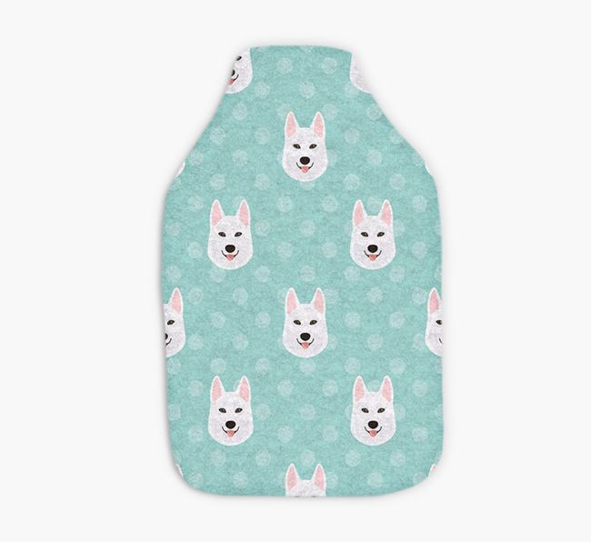 Hot Water Bottle with Tamaskan Yappicons