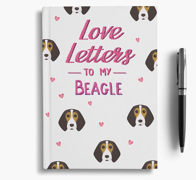 'Love Letters' to my Beagle Notebook