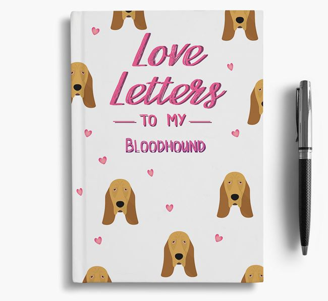 'Love Letters' to my Bloodhound Notebook