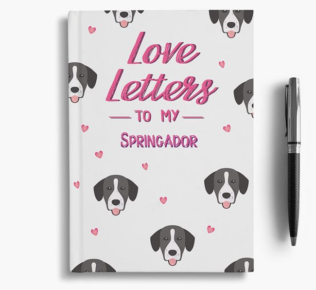 'Love Letters' to my Springador Notebook
