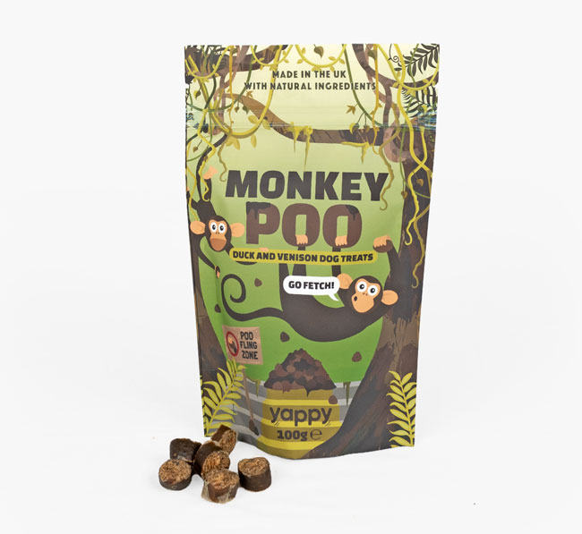 'Monkey Poop' Dog Treats for your Chihuahua