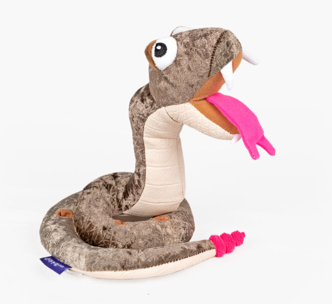 'Snake Bite' Dog Toy for your Chihuahua