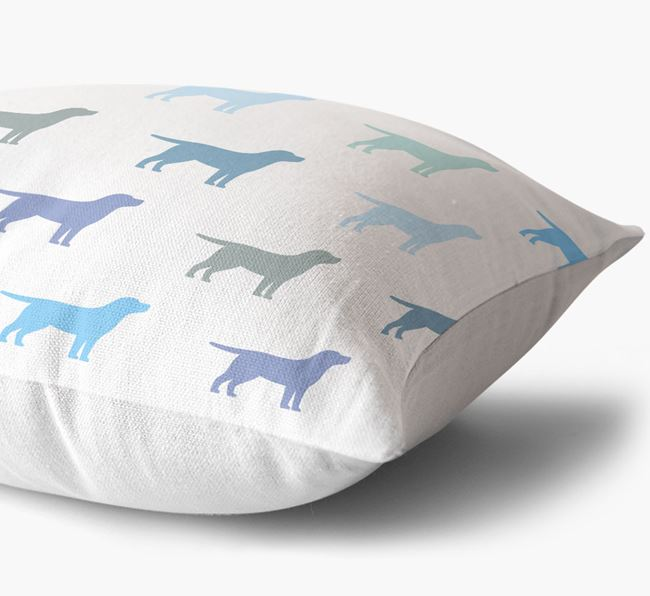 Springador Silhouette Pattern Cushion
