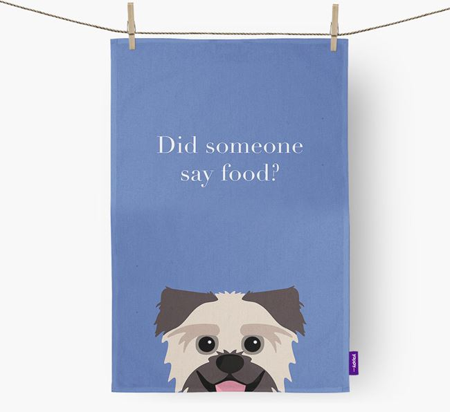 Did Someone Say Food Dish Towel