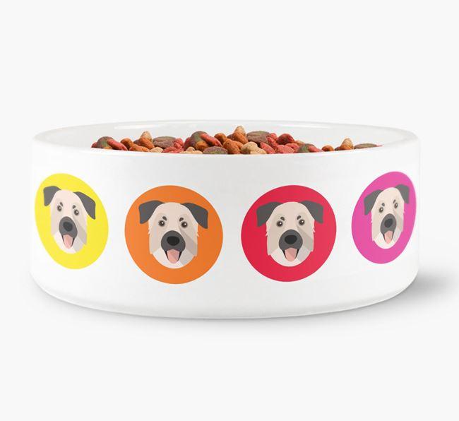 Chinook Yappicon Dog Bowl