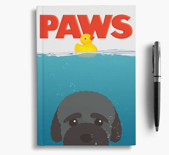 Paws - Bich-poo Notebook/Journal
