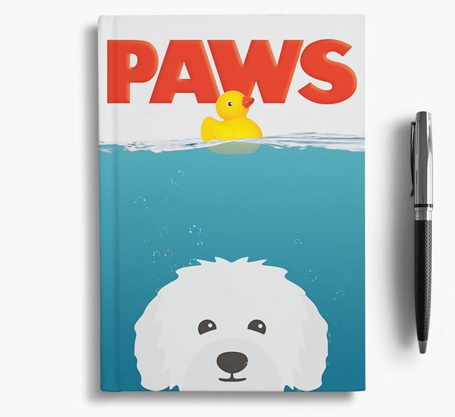 Paws - Bolognese Notebook/Journal