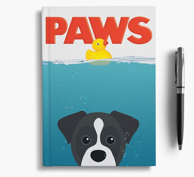 Paws - Boxer Notebook/Journal