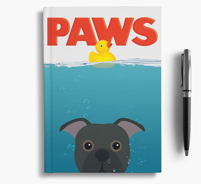 Paws - Bugg Notebook/Journal