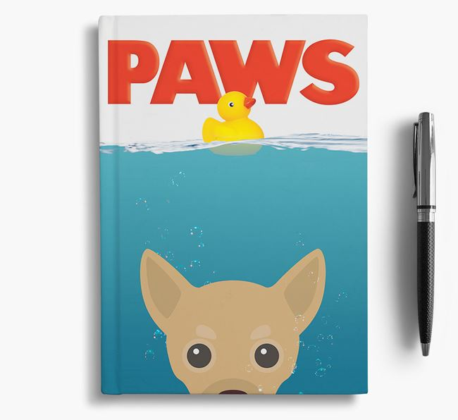 Paws - Chihuahua Notebook/Journal