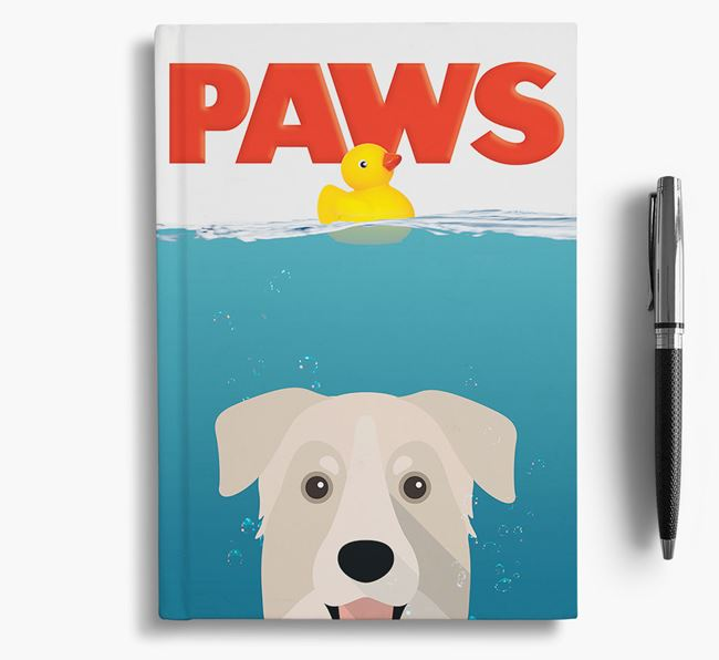 Paws - Chinook Notebook/Journal