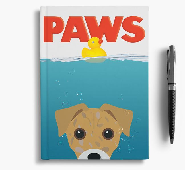 Paws - Chi Staffy Bull Notebook/Journal
