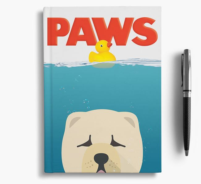 Paws - Chow Chow Notebook/Journal