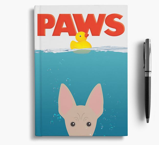 Paws - Cirneco Dell'Etna Notebook/Journal