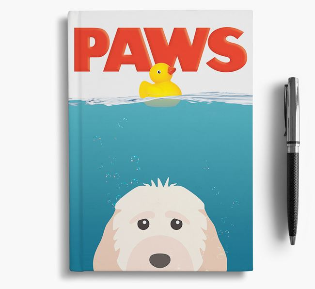 Paws - Cockapoo Notebook/Journal