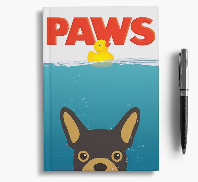 Paws - French Bulldog Notebook/Journal
