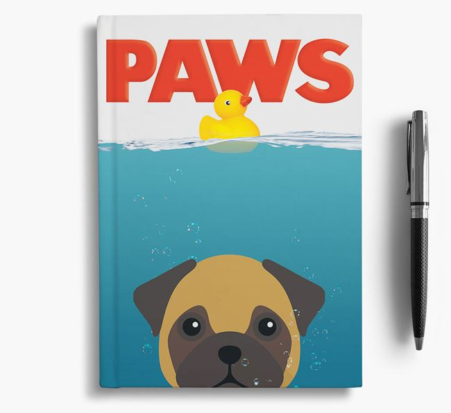 Paws - Frug Notebook/Journal