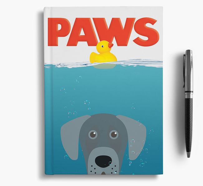 Paws - Great Dane Notebook/Journal