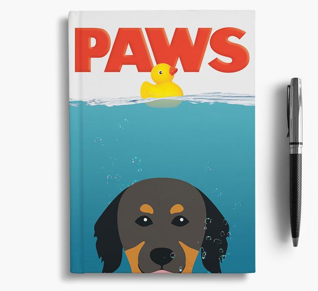 Paws - Hovawart Notebook/Journal