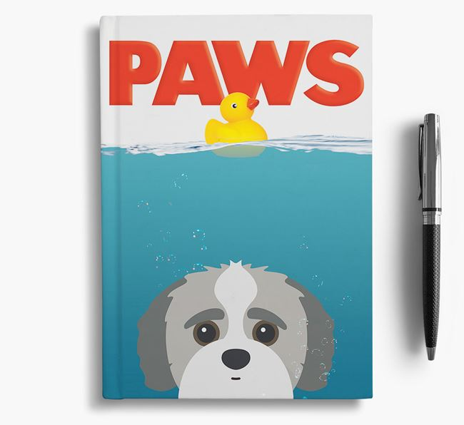 Paws - Jack-A-Poo Notebook/Journal