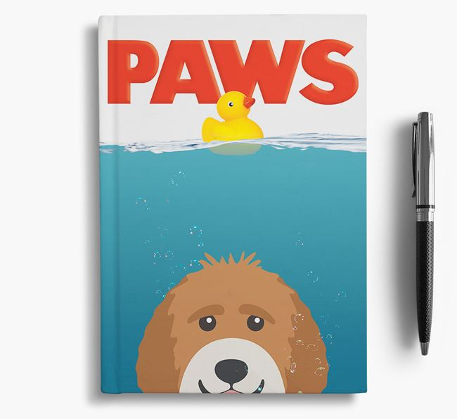 Paws - Labradoodle Notebook/Journal
