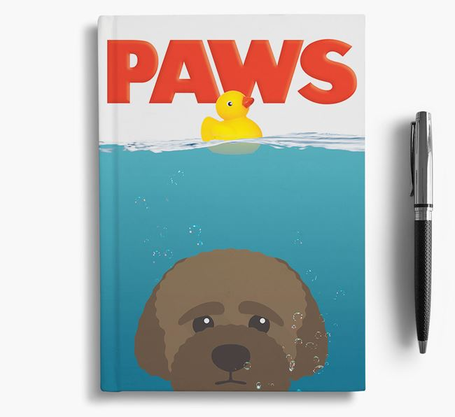 Paws - Lagotto Romagnolo Notebook/Journal