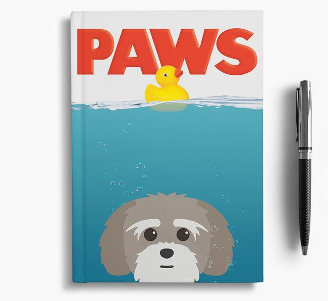 Paws - Lhatese Notebook/Journal